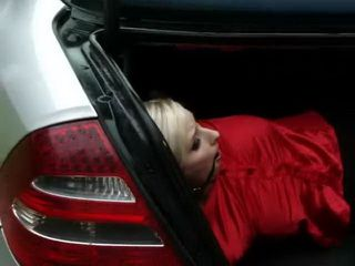 Kidnapped Secretary Thrown In The Trunk Suffered A Real Nightmare