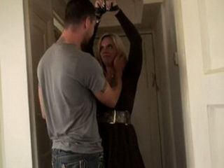 Naughty Milf Likes Playing Rough Games With Younger Guys