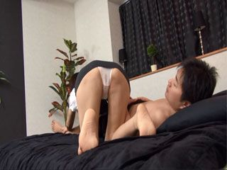 Japanese Guy Gets Horny During Massage And Couldnt Hide A Boner In His Pants