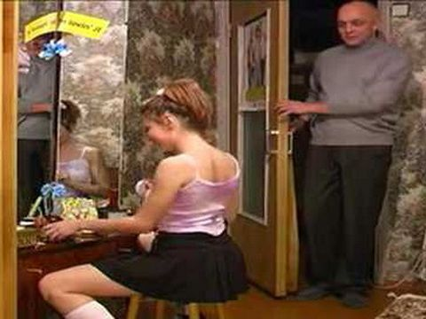 Russian Dad And His Stepdaughter Develop Awkward Relationship About Girls Mom Having No Clue
