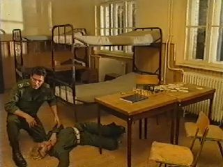 Passed Out Female Soldier gets Fucked To Recover