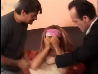 Two Rotten Old Men Abused Young Girl