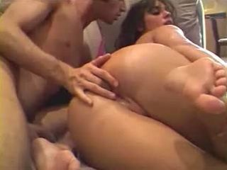 Girl Gets Fucked in Ass