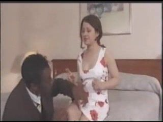 Black Daddy And His Friend Ripped Her Teen Ass