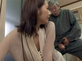 Old Father In Law Trying For Long Time To Fuck His Hot New Daughter In Law