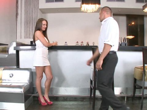 Bartender Fucks After Hours Lustful Milf