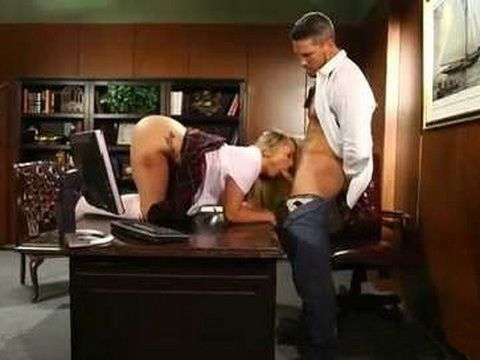 Sex In Exchange For Better Grade In Filthy Teachers Office