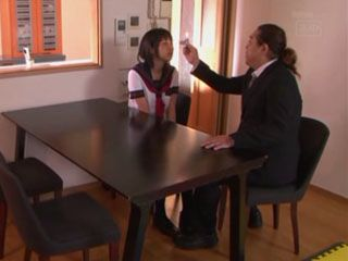 Hypnotised Schoolgirl Riku Minato Fall Into A Trap of Kinky Pervert
