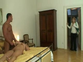 Daughter Busted Her Husband Fucking Her Mother