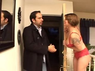 Busty Slutty Mother Kayla Quinn Fucks Her Daughters New Boyfriend