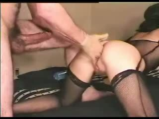 Anal Fisting Double Hand