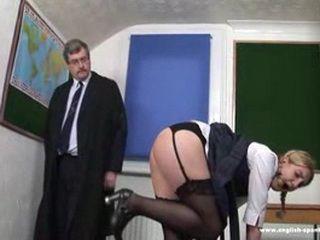 New girl at the punishment school xLx