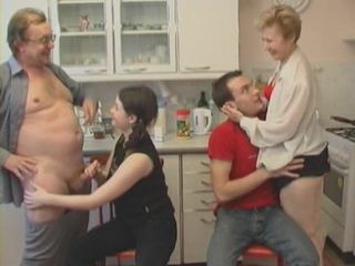 Mother and Father Fucks Son and Daughter Full Family  Fantasy