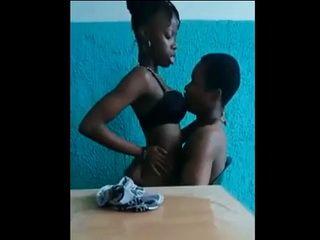 Nigerian Students Have Sex In School