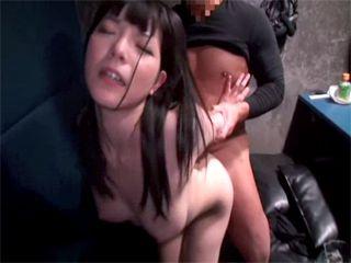 Guerrilla Molester Fucking A Stranger In A Studio