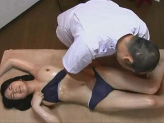 Dirty Masseur Knows Exactly How To Relax Overworked Sexy Girls