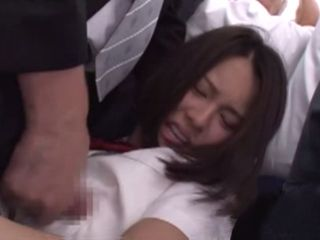 Teen Matsuoka China Gets Assaulted Badly In Crowded Train While Getting Back From School