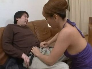 Harsh Step Mother Forces Boy To Solve His Constant Boner Problem Together