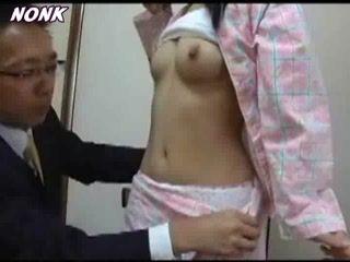 Japanese Dad Fucks Daughters Girlfriend