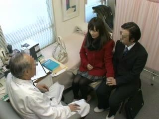 Old Doctor Fucks Woman On Gyno Exam While her Husband Was In Waiting Room