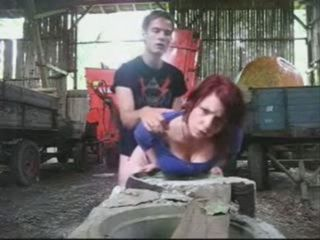 Peasant Girl Fucked Hard In Daddys Barn