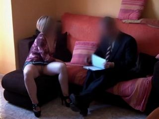 Spy Milf Fucks Commercial Agent On Hidden Cam
