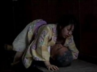 Japanese Wife Fucking Father In Law Outside While Her  Husband Is Sleeping Inside
