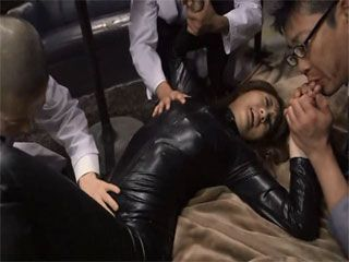 Group Of Japanese Scientists Gone Mad With Their Colleague