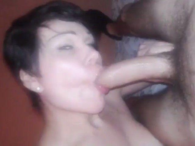 20yo neighbor sucking a dick