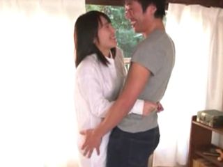 Erotic Izumi Imamiy Fucking New Boyfriend In Dads Country House