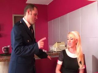 Police Officers Have To Hash Every Part Of Her Body