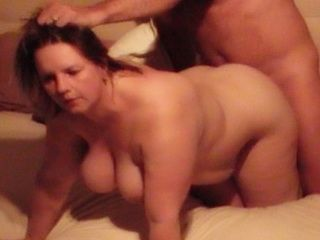 Hot Chubby Debbie Fucked Doggystyle