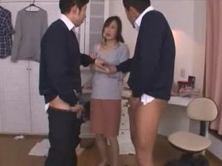 Two Guys Violated Mom Of Their Friend For Blowjob