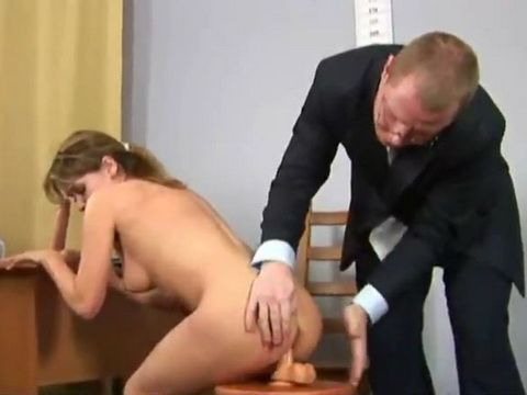 Humiliating Nude Job Interview For A Young Woman