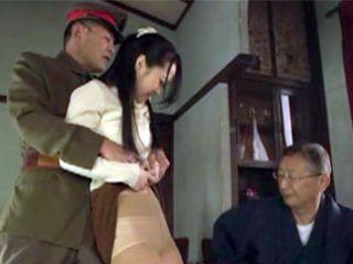 Cruel Military Soldiers Disgraced Poor Housewife