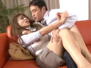 Milfs Secretary Job Interview End Up With Forced Fuck