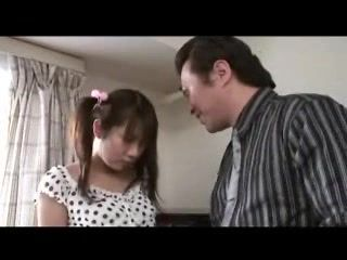 Japanese Stepfather Molesting Teen Girl 2