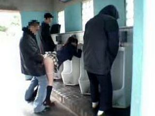 Japanese Student Girl Fucked In Public Toilet