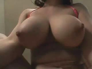 Beautiful And Busty Japanese Chick With Bouncing Boobs Fucking