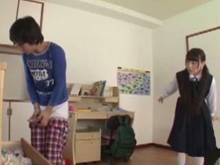 Teen Step Sister Busted Brother Wanking On Her Panties  Konishi Marie Hoshizora Moa Hoshino Hibiki