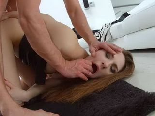 Hot Ass Whore Gets Rough Anal Fuck