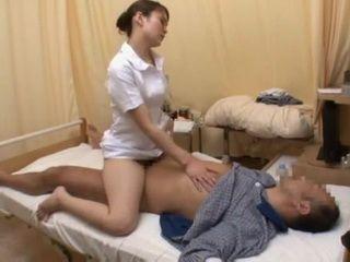 Nurse Anri Sugisaki Has Her Way With Sedated Patient MRBOB7777