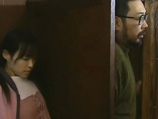 Little Girl Knows What Will Happen For The Moment Sneaky Bastard Enters Her Room