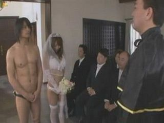 Japanese Bride Wedding Day Turns Into A Nightmare