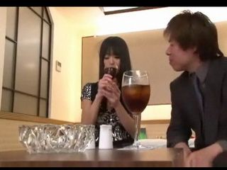 Hot Asian Fucked By Her Boss After Work