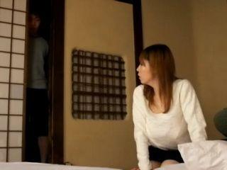 Busty Lactating Mom Mio Sakuragi Fucked By Her Son