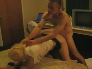 Amateur Girl Skye Tied And Submited By Her Older friend  part 2