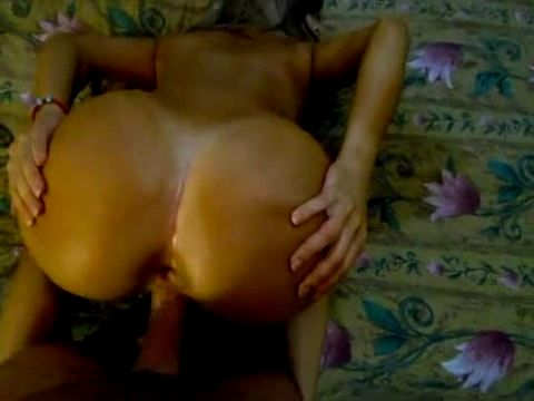 Homemade Anal and Pussy Fuck With Amazing Teen Bubble Butt