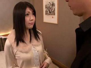 Japanese Teen Mizuki Koharu Was A Bit Shocked About Indecent Proposal Daddys Friend Made