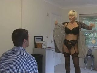 Cock Hungry Milf Mislead Young Horny Neighbors